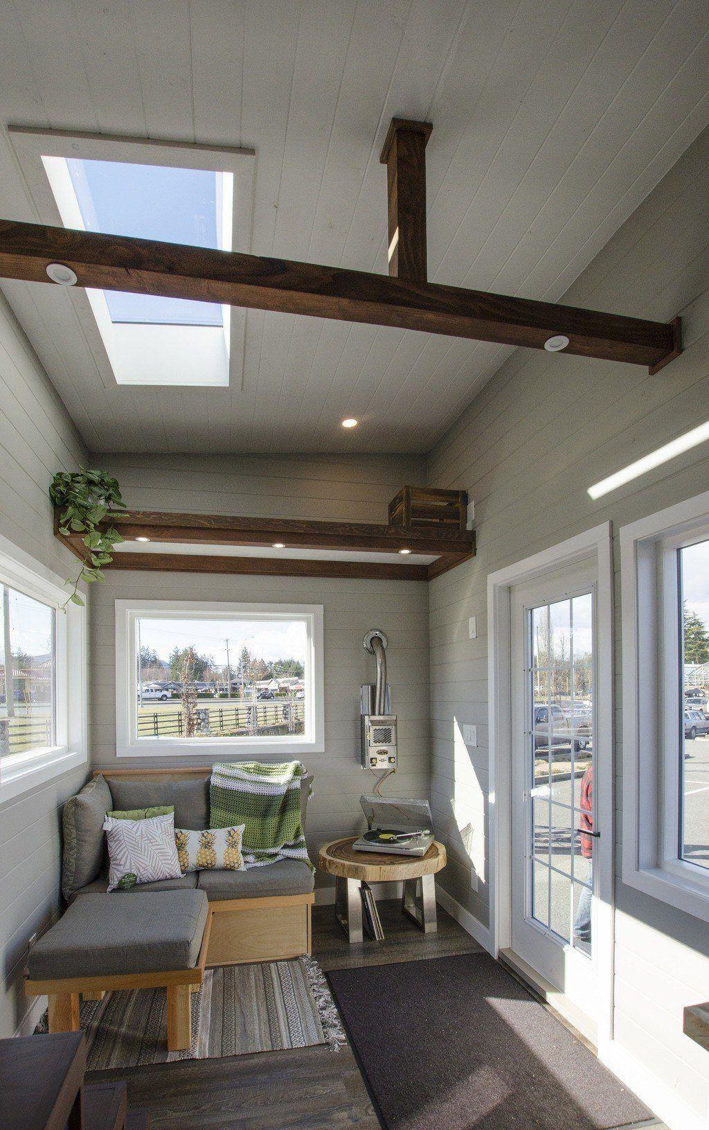SOLD - 24\' Fox Sparrow Tiny Home - Tiny House Listings | micro ...