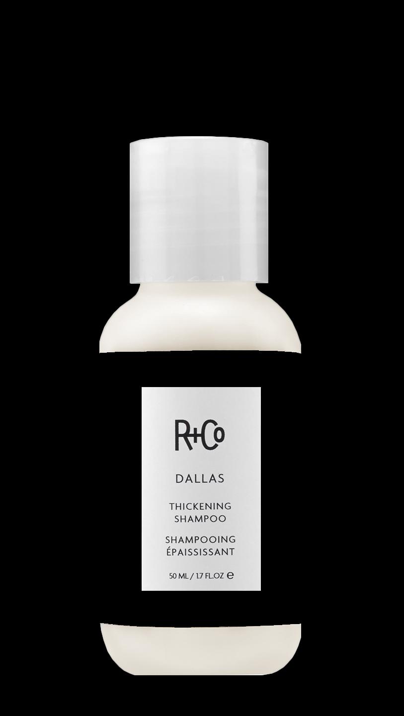 R+Co DALLAS Thickening Shampoo Travel Shampoo