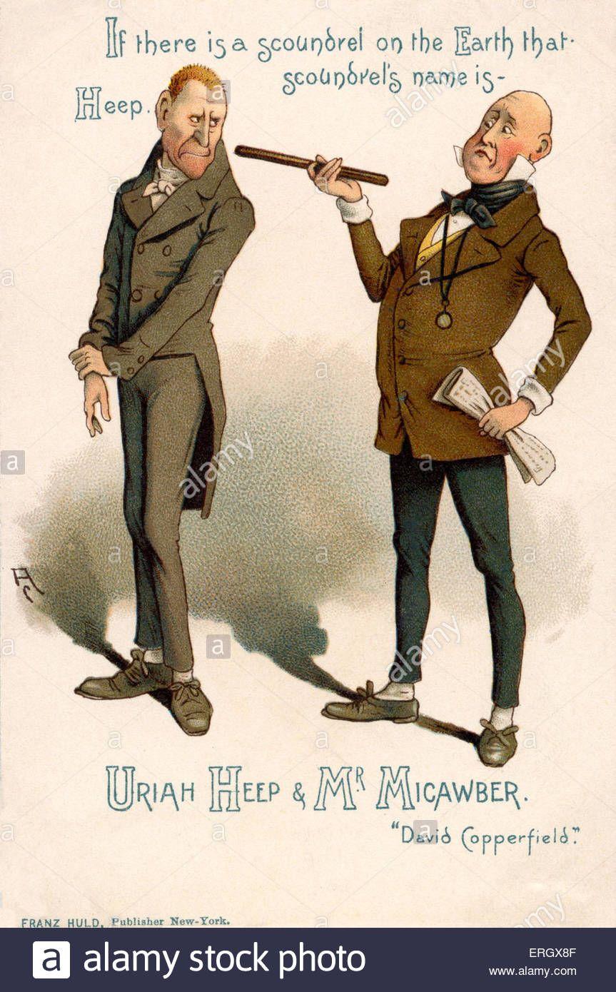 Afbeeldingsresultaat Voor Uriah Heep Charles Dickens