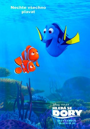 Finding Dory Full Movie Download HDTS Dual Audio 720p  [English  Hindi(Cleaned)]