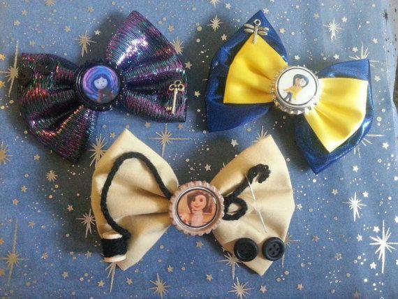 Coraline Bow