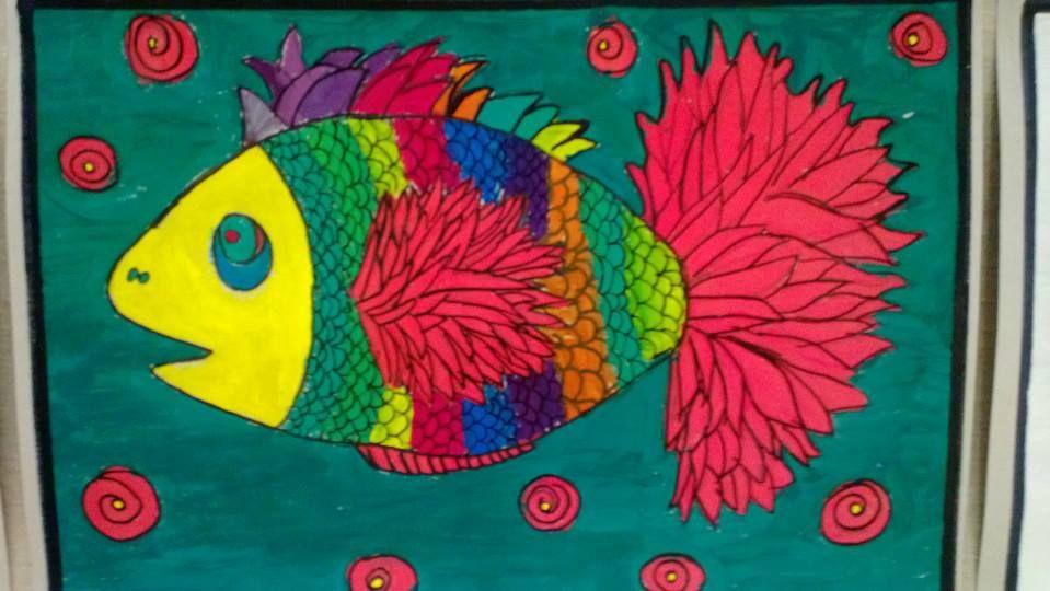 Värikala