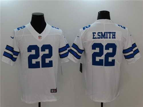 22ea8f6bd5b ... Color Rush Limited Jersey 21 Mens Dallas Cowboys 22 Emmitt Smith Stitched  White 2017 Vapor Untouchable NFL Nike Limited ...