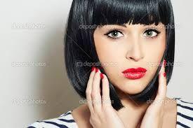 Bildergebnis für schwarze haare frisuren