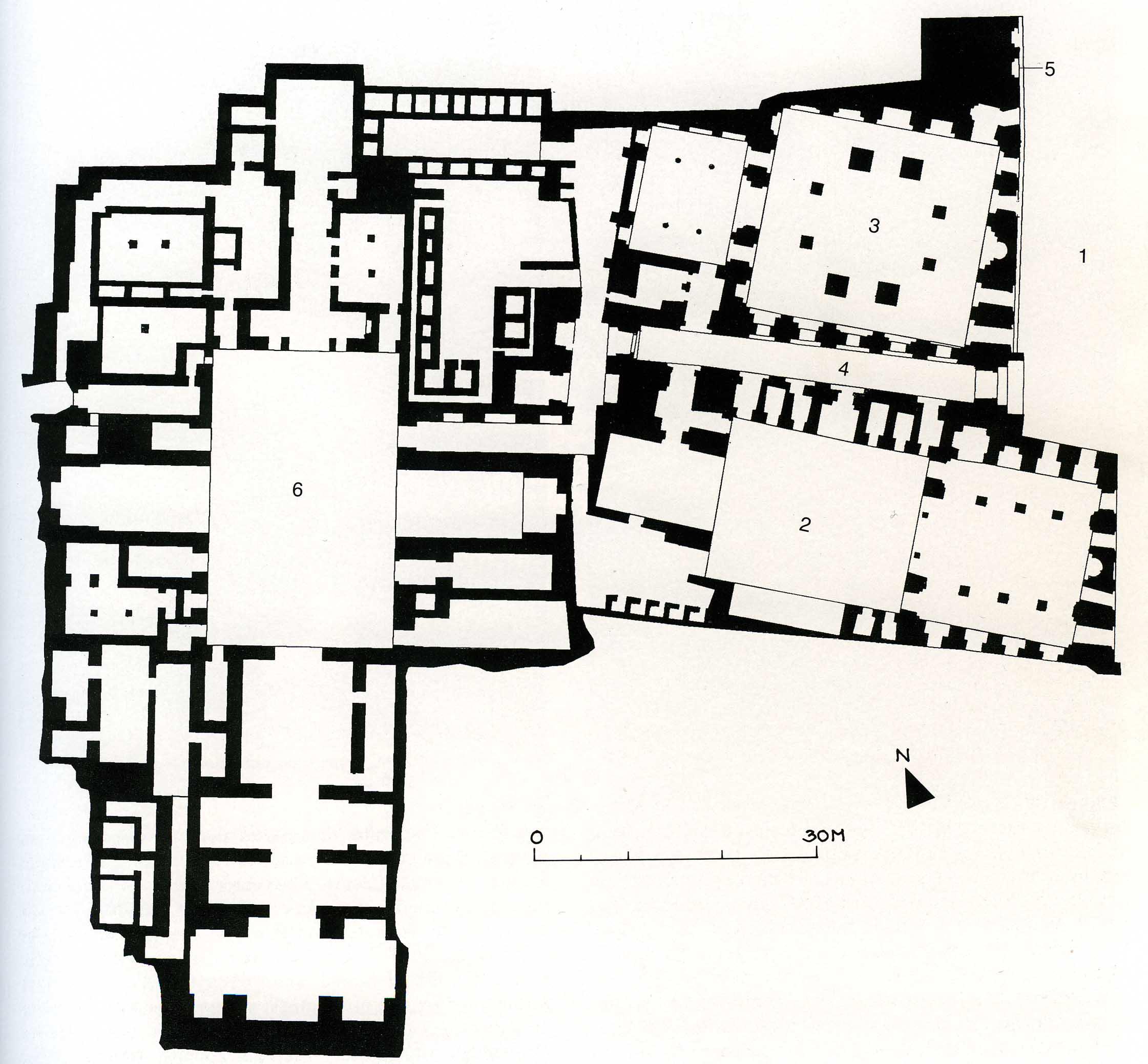 Cairo Complex Of Qala Un 85 Plan 1 Kasaba 2