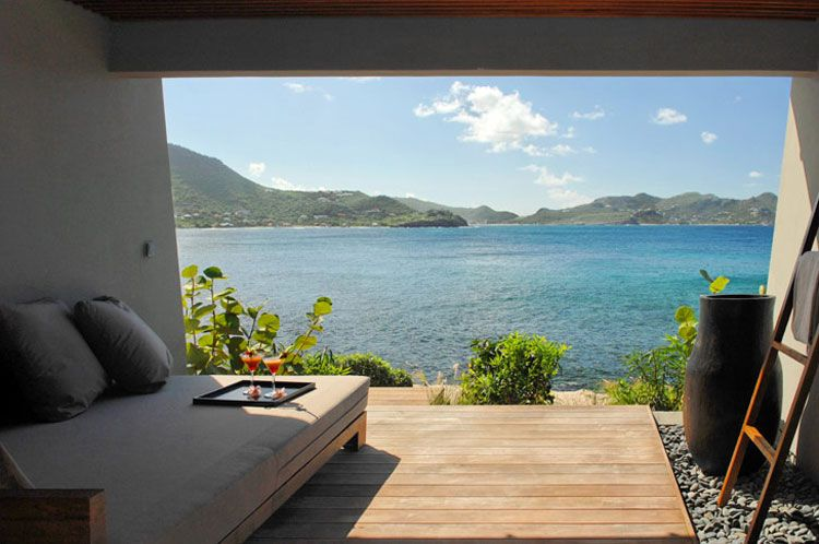 Cristopher Hotel, St. Barts.