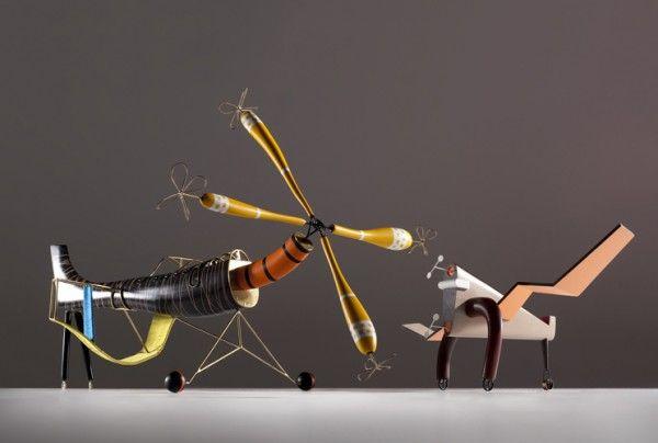 Imaginary Planes - Peteris Lidaka