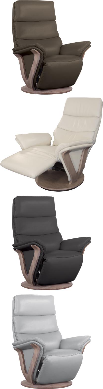 fauteuil pearl relax pivotant 2 moteurs