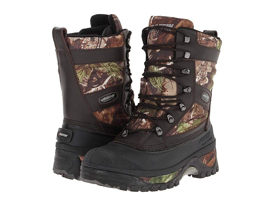 Baffin Crossfire Realtree Men S Cold Weather Boots Don