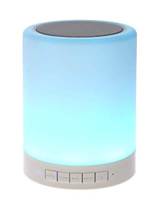 Combodeck Led Is Bluetooth Speaker Have A Great Led Feature And With Awesome Sound This Is An Amazon Affiliated Lin Bluetooth Touch Lamp