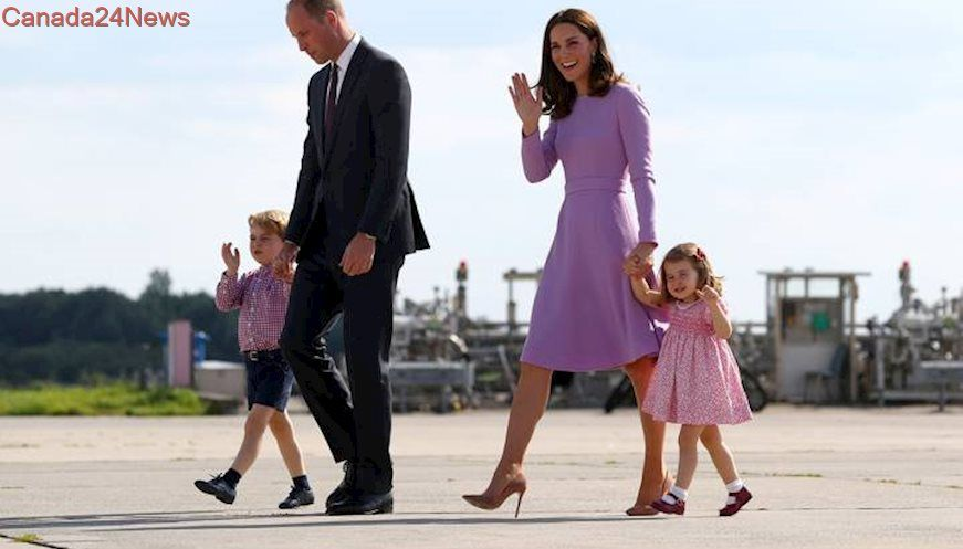 Prince William, Kate Middleton share family Christmas card