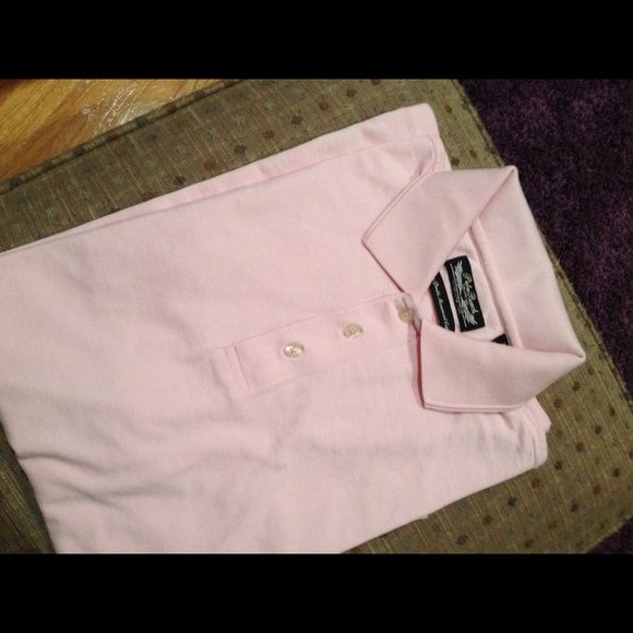 MENS XL palm beach pink polo MENS size XL pink polo shirt by Palm beach palm beach Shirts Polos