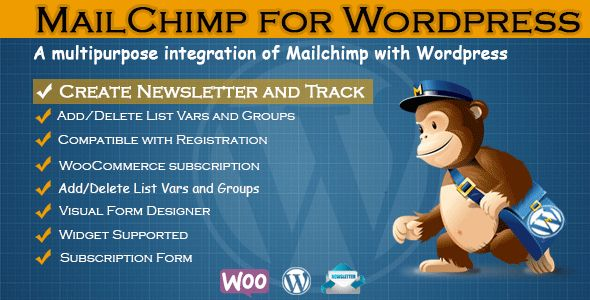 Mailchimp All In One For Wordpress This Plugin Is Multipurpose - Mailchimp template variables