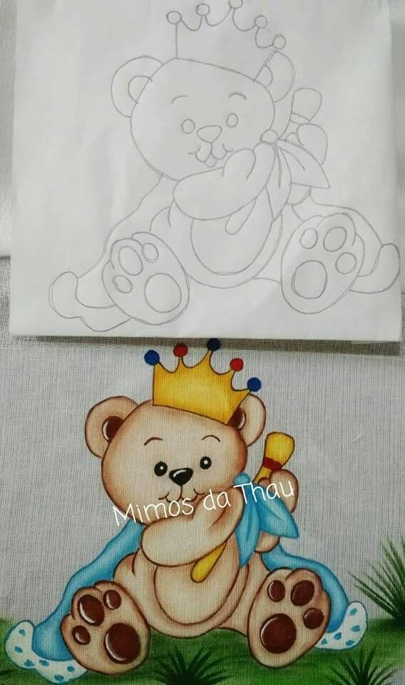 Imagem Por Jessica Borges Em Amo Pintura Fraldas Pintadas