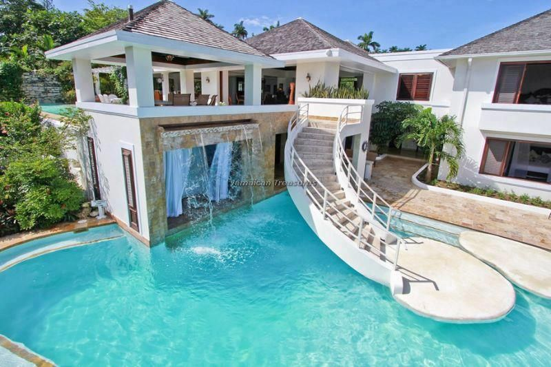 Amazing House Pool Idea By Jamaican Treasures