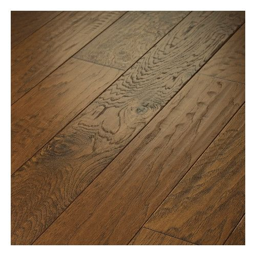 "5"" Engineered Hickory Flooring In Warm Sunset (19.72 Sq"