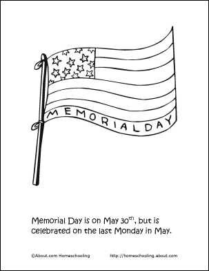 Learn about Memorial Day with Free