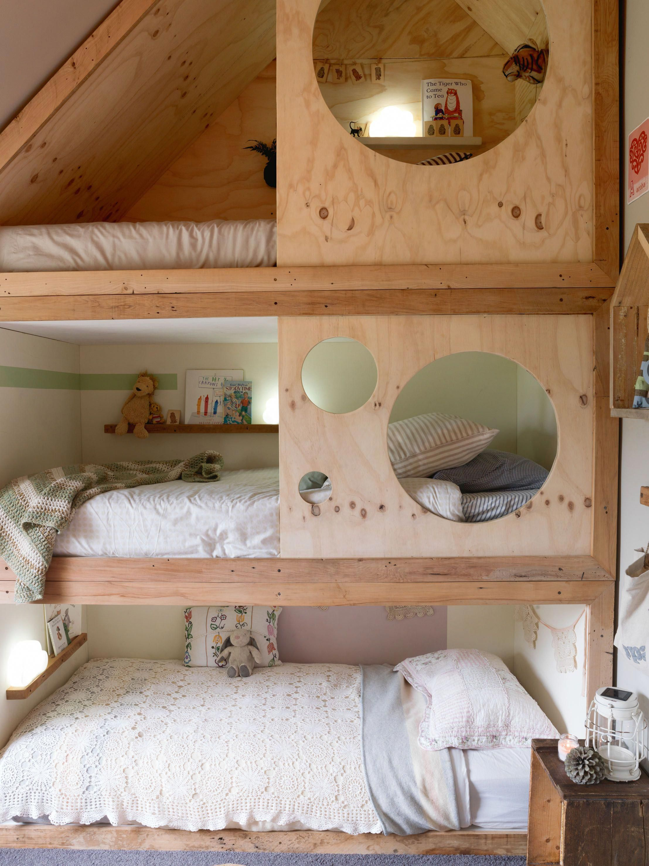 Bedroom for three kids takes out prize | Stuff.co.nz # ...