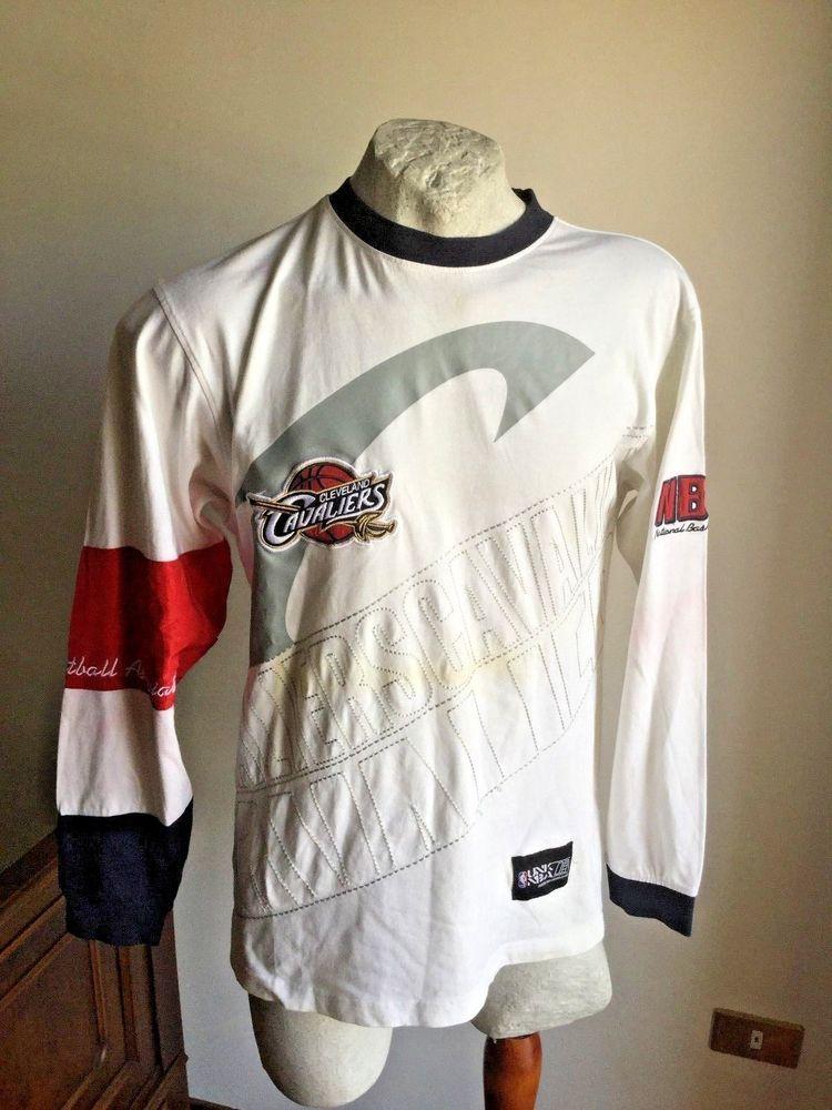 wholesale dealer 306df 1dd1c Maglia nba cleveland cavaliers jersey shirt trikot size m ...