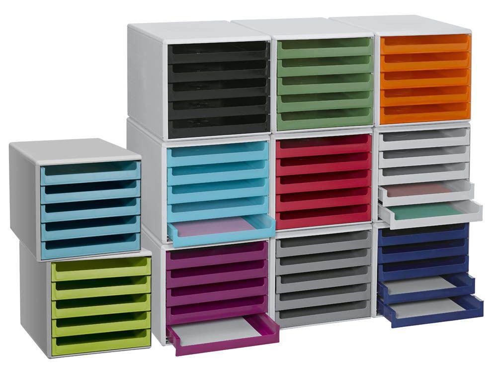 schubladenbox ablagebox briefablage systembox. Black Bedroom Furniture Sets. Home Design Ideas