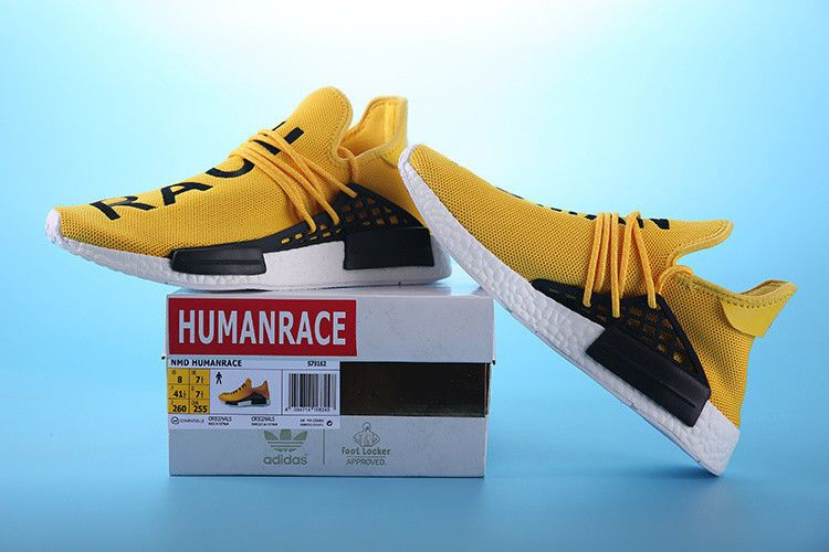 Pharrell Williams NMD HU Human Race