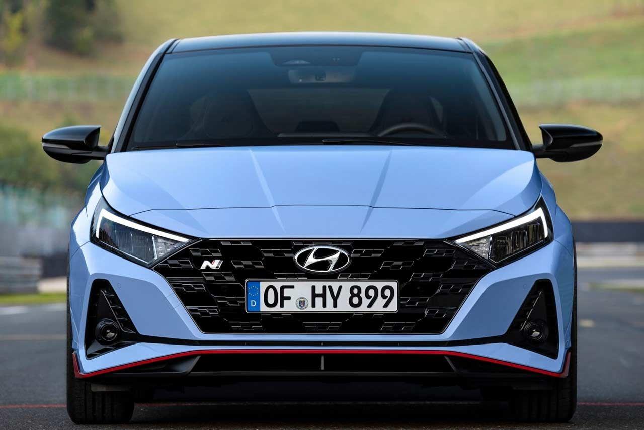 2021 Hyundai I20 N High Performance Hatchback Unveiled Autobics Hyundai Hyundai Veloster Hyundai Sedan