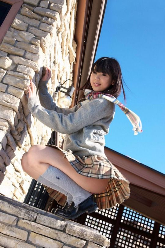 real young girl por japan