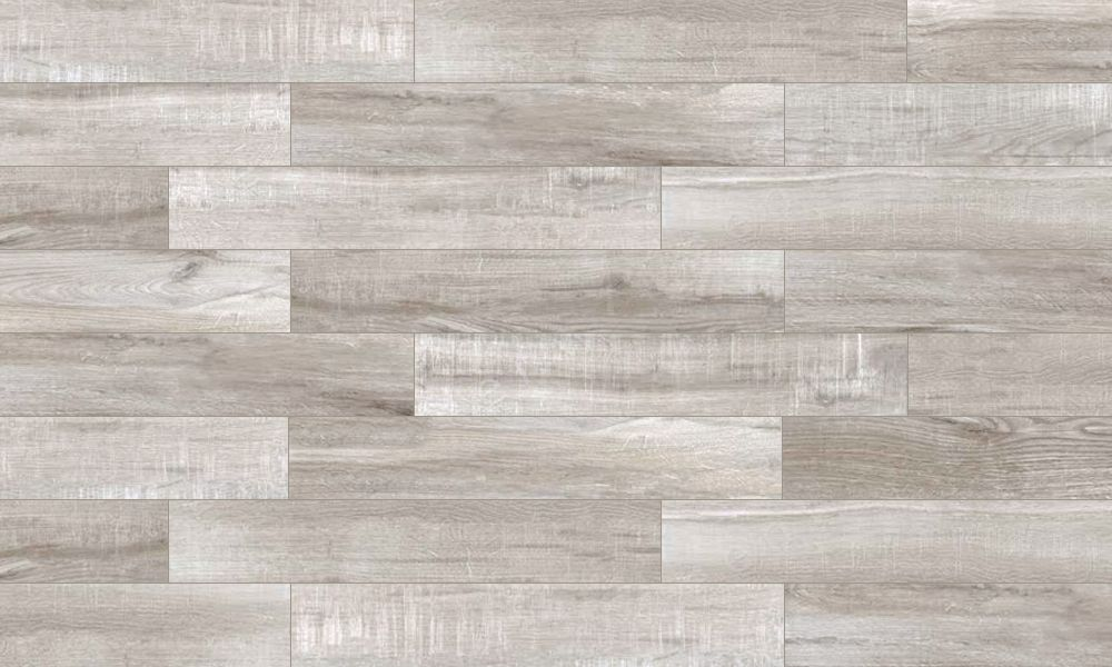Northwind Grey 6 X 36 Porcelain Wood Look Tile In 2019
