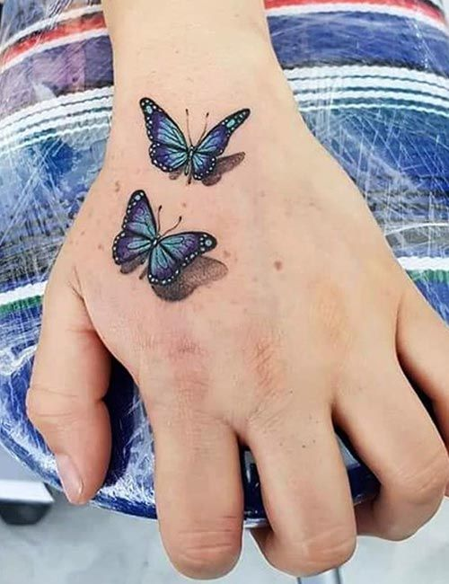 20 Best 3D Tattoo Designs and Inspiration For Women In 2019