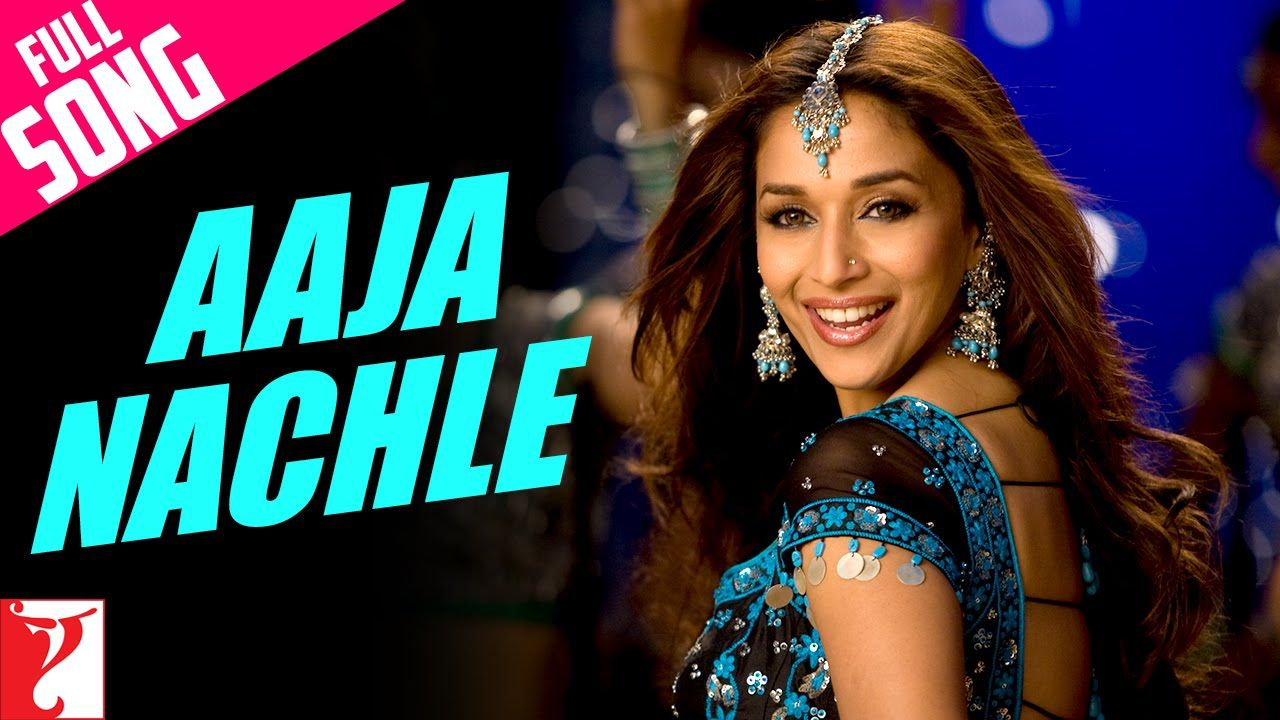 Aaja Nachle Full Title Song Madhuri Dixit YouTube