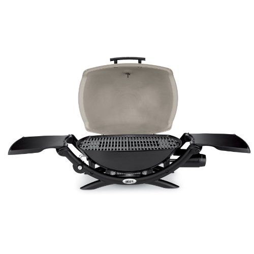 Weber 54060001 Q2200 Liquid Propane Grill Restyled For 2014 The Weber Q 220 Is Now The Weber Q 2200 The Grill Has The Same Great Performance And Sleek Stylin