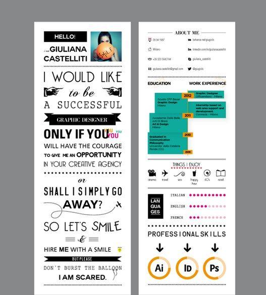 ejemplos diseñadoresCVdos