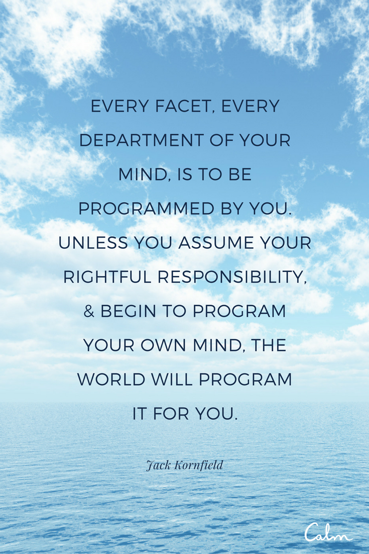 Are Affirmations Wearing You Down Calm Quotes Daily Calm Affirmations