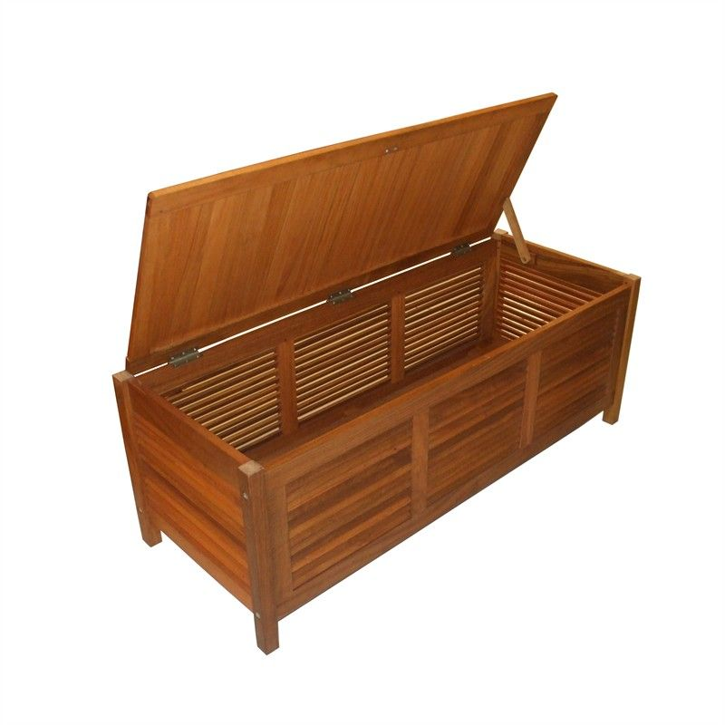 Bunnings Outdoor Mimosa Timber Storage Unit Outdoor Storage Units Outdoor Storage Box