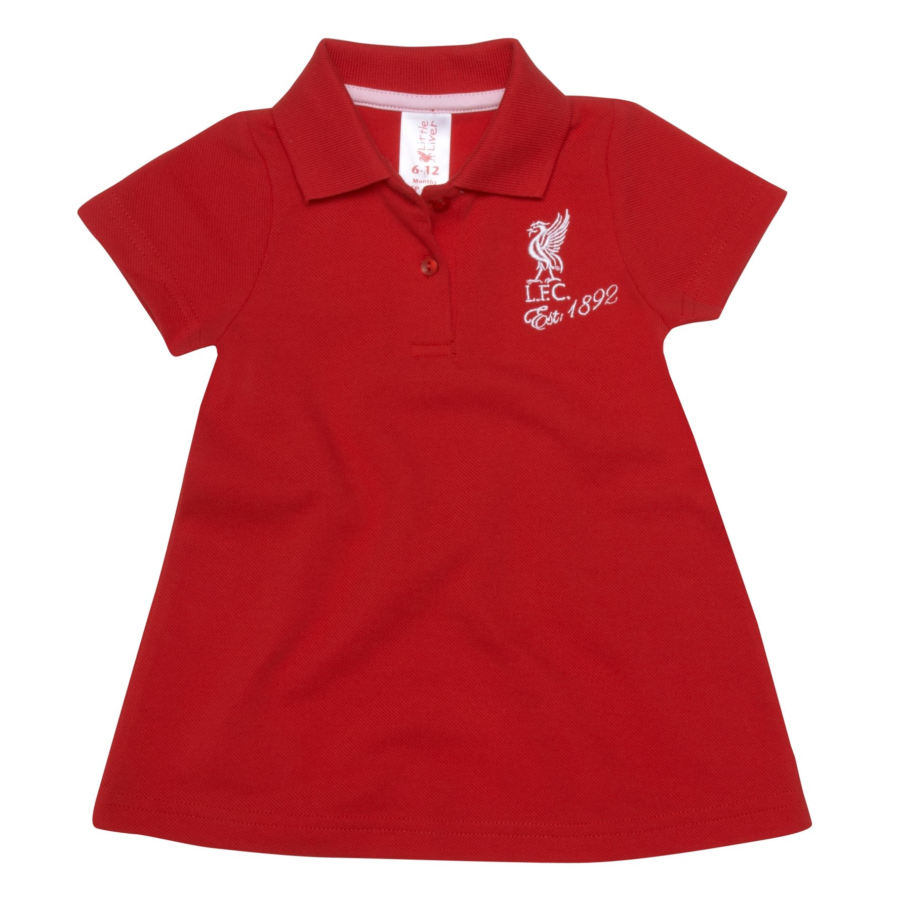 Baby cribs liverpool - Liverpool Fc Baby Dress