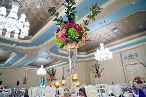 Saint Paul Hotel Wedding Reception Venue Banquet Hall Wedding