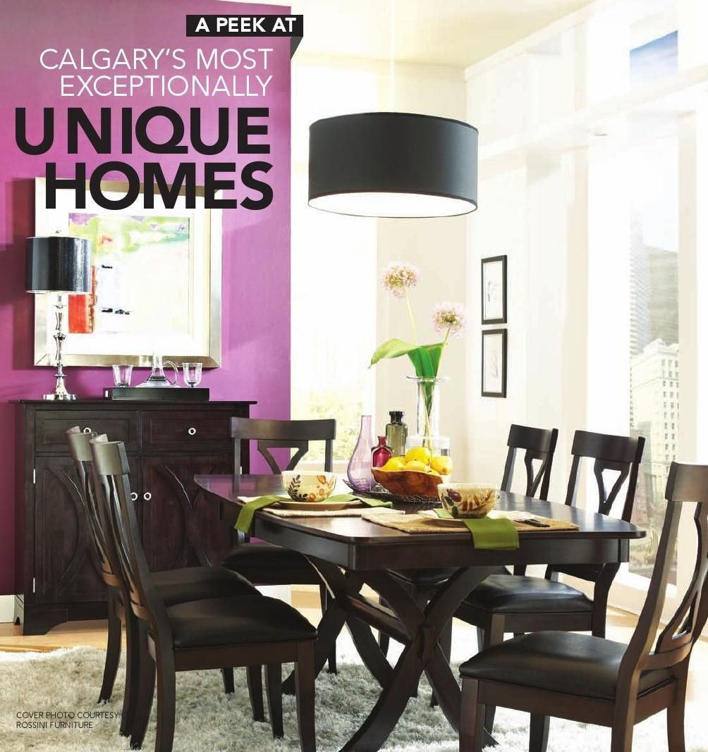 Calgary Home Decor & Renovations - JUN/JUL 7  Above the dining