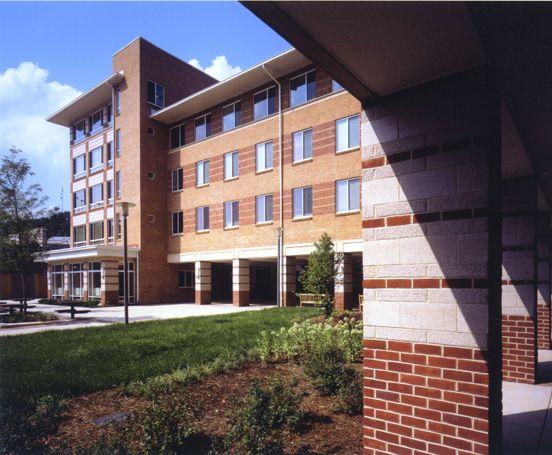 Harbor Hall Umbc Marks Thomas Architects Student House Architect Design Architect