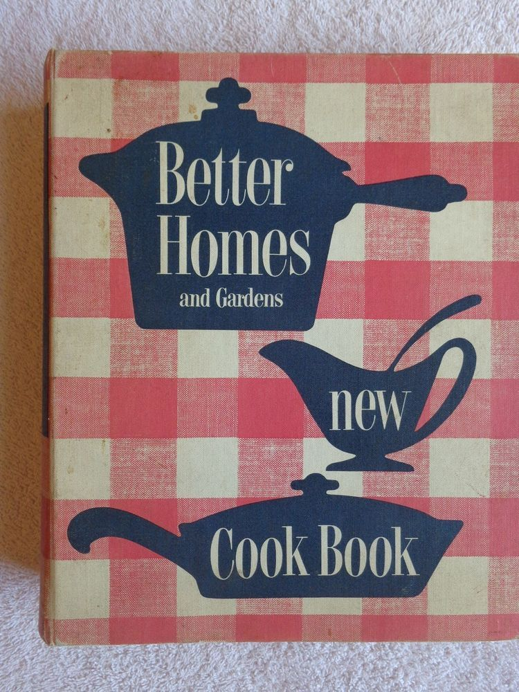 ea2a811b9da2960809c795c62be945c8 - Better Homes And Gardens First Edition Cookbook