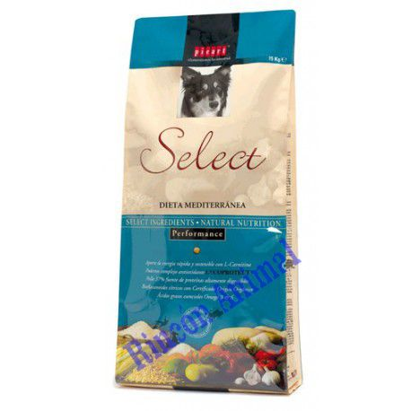 Complementos Para Animales Select Performance 15kg