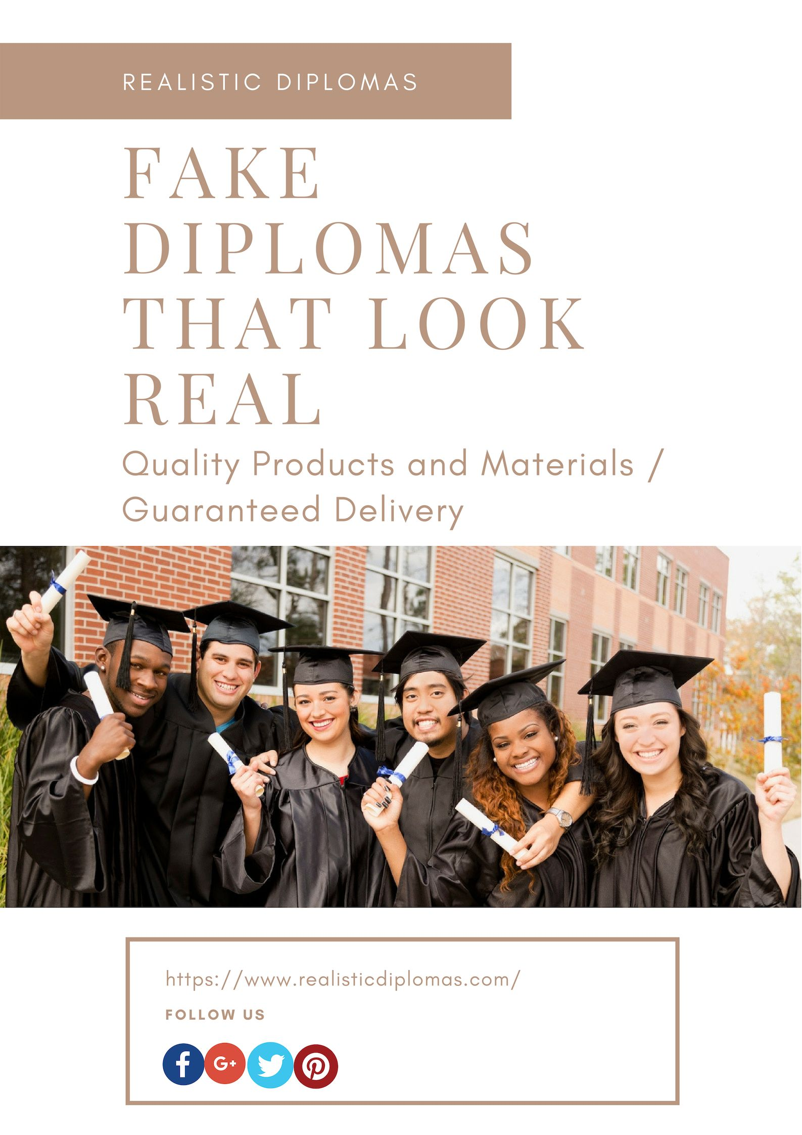 Are You Thinking To Buy A Fake Diploma That Looks Real