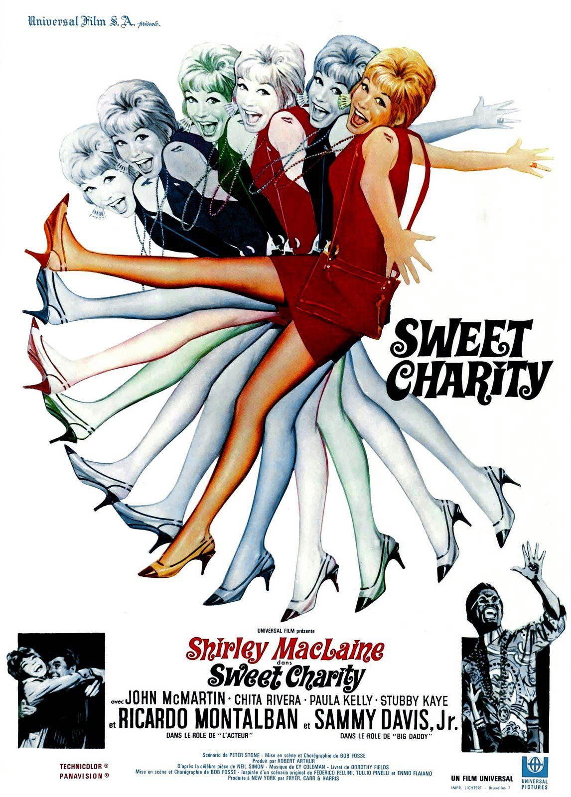 Download Sweet Charity Full-Movie Free
