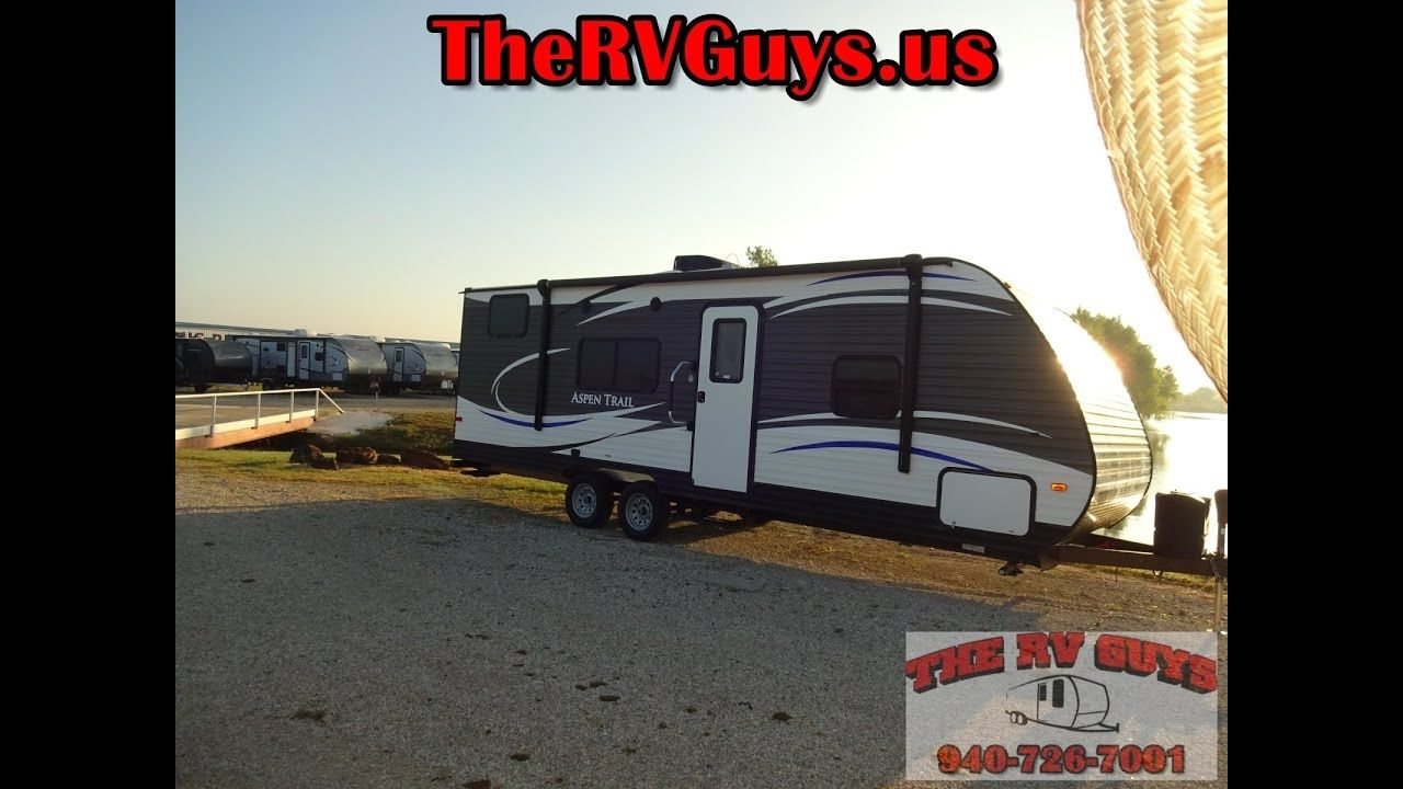 The Perfect First Time Bumper Pull Travel Trailer 2017 Aspen