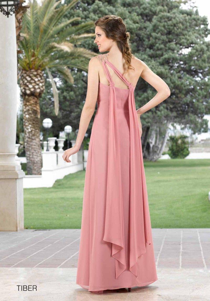 Rosa Rueda Colección 2016 - Vestido de fiesta - ENTRENOVIAS ...