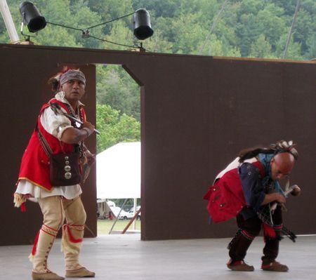 Bear Dance Cherokee Rez