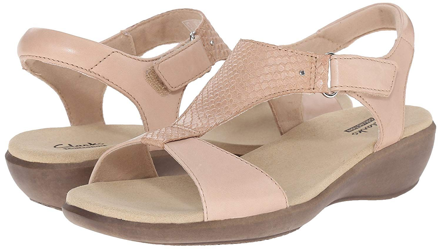f4b3a33dca3e Clarks Women s Roza Pine Dress Sandal   Click on the image for additional  details. (