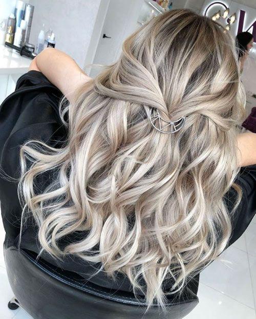 40 schmutzige blonde Highlights für jeden Hautton #blondehair