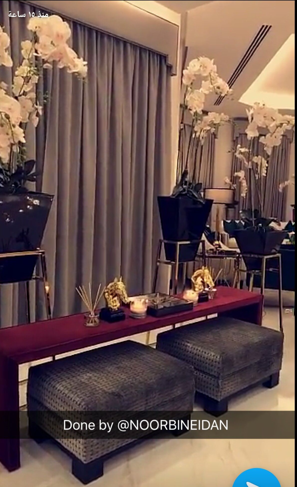 Kuwaiti Interior Designer Noor Bin Eidan Noorbineidan