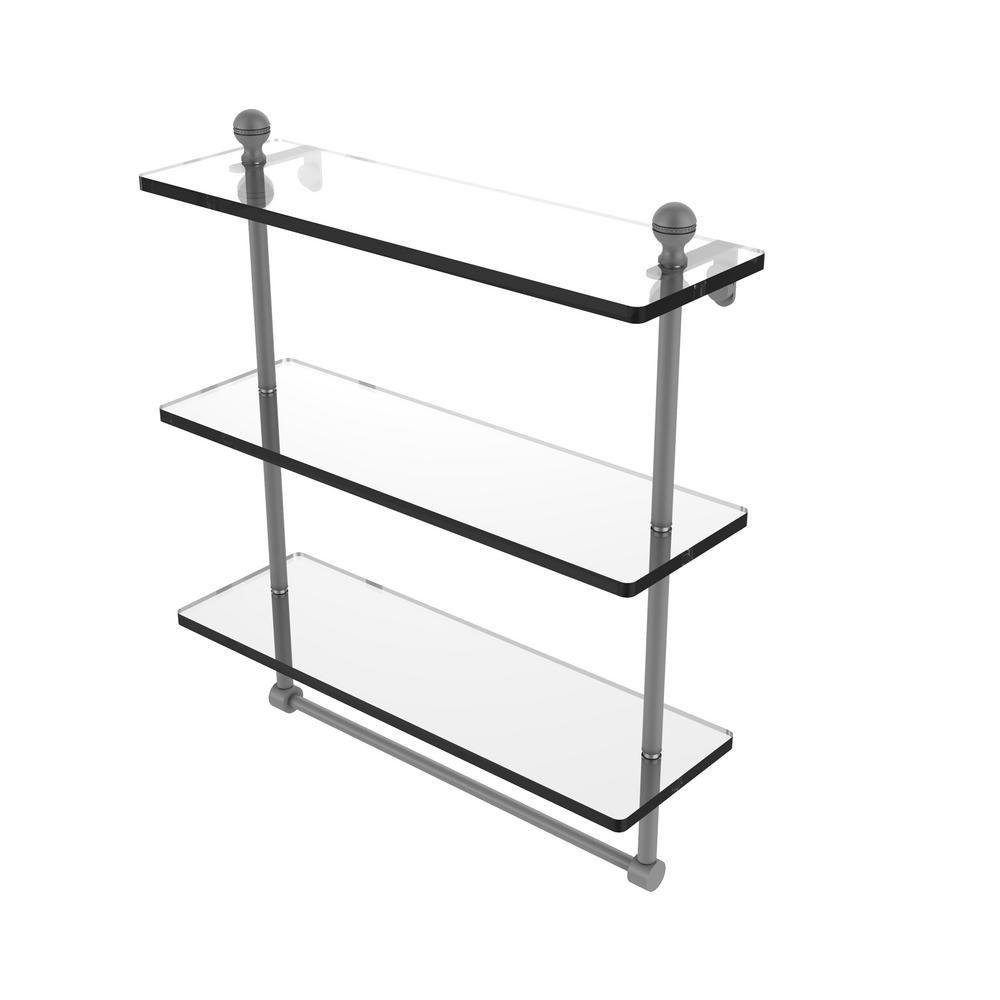 Triple Tiered Gl Shelf