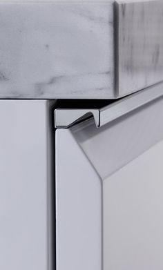 Dante Bonuccelli for Dada | Trim Kitchen (detail)
